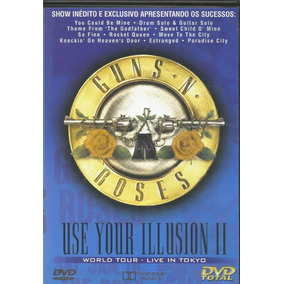 Dvd - Guns N´roses - Use Your Illusion Ii - Lacrado