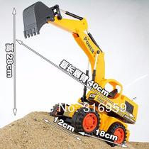 Trator Escavadeira De Controle Com Fio