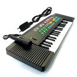 Teclado Mediano Para Niños Con Microfono Organo Karaoke