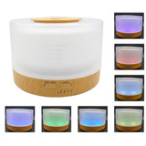 Difusor Aroma 4 En1 Humidifica Colores 500ml Envio Gratis!
