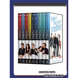 Box Dvd Série How I Met Your Mother Completa Frete Gratis