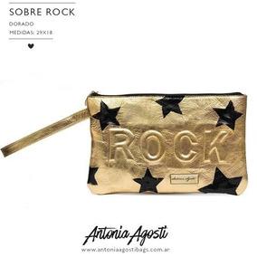 Sobre Rock Antonia Agosti
