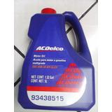Aceite Acdelco Multigrado 20w/50 Garrafa 5 Lts