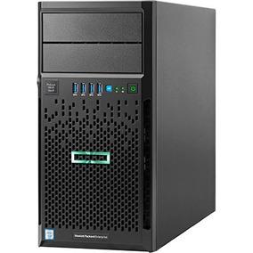 Servidor Hp Ml30 Gen9 Intel Xeon E3-1220v6 8gb Sem Hd