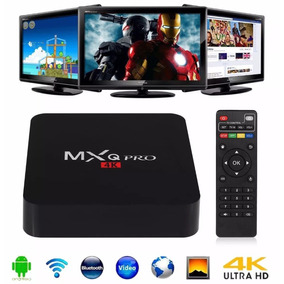 Tv Box Android 7 Netflix Youtube Mxq Pro 4k Tv Tubo Lcd Led