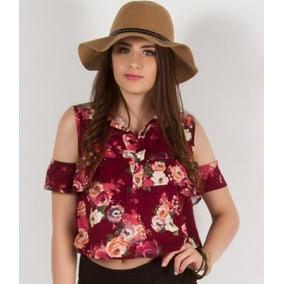 Blusas Dama Camisas Floreada Verano Sin Manga Mujer Hot Sale