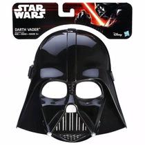 Mascara Star Wars Darth Vader Licencia Original Hasbro