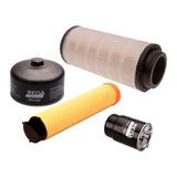 Kit Filtro Para Chreolet S 10 2,8 Mwm Turbo (electrónico) Sp