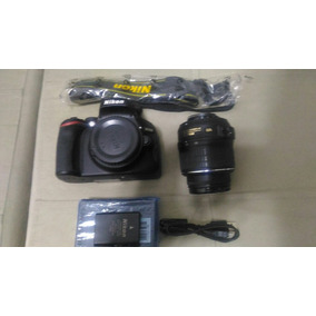 Nikon D5100 18-55 Vr Kit Nova Na Caixa - Menor Preço!