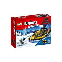Lego Juniors 10737 Batman Vs. Sr. Frío Original