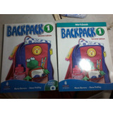 Libro De Texto Backpack 1 (2nd Ed) Students + Workbook + Cd