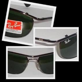 8d3184c5b555c Lindo Ray Ban Rb8012 Demolidor Grafite L. Verde G15 Polar. De Sol ...
