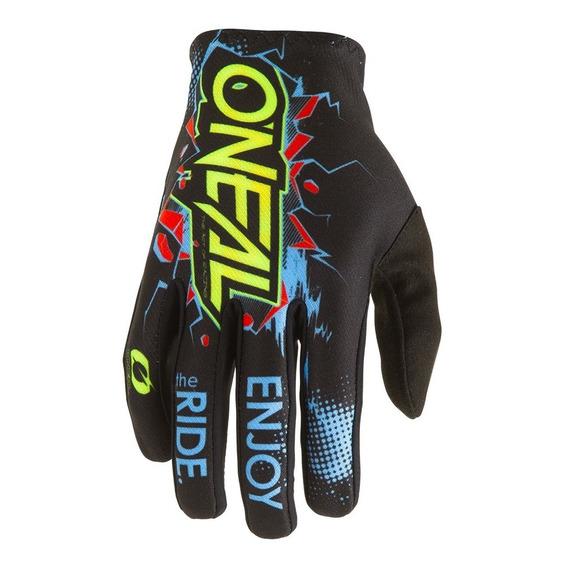 Guantes Moto Oneal Matrix 2019 Mx Motocross Enduro Atv Mtb D