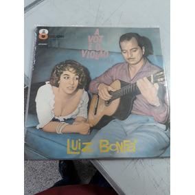 Lp Luiz Bonfa - A Voz E O Violao