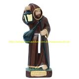 Estatua São Longuinho Imagem Gesso 20cm Preço Fabrica Ml Br
