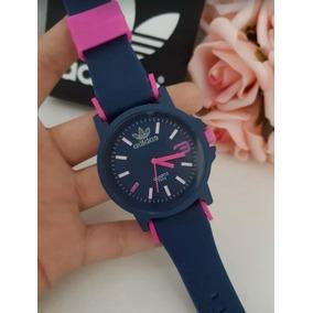 b4ce3039271 Adidas Kit 2 Pare Feminino - Relógio Adidas no Mercado Livre Brasil