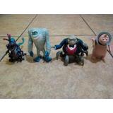 Monster Inc. Lindos Muñecos Originales