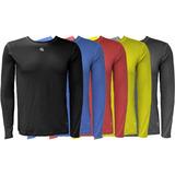 Camisa Térmica Kanxa 5874 Fator Proteção Uv50 Original + N.f