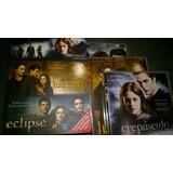 Box Saga Crepusculo - Dvd