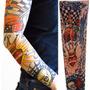1 Peça Manga Tatuagem Falsa Fake Tattoo Frete Grátis R:931