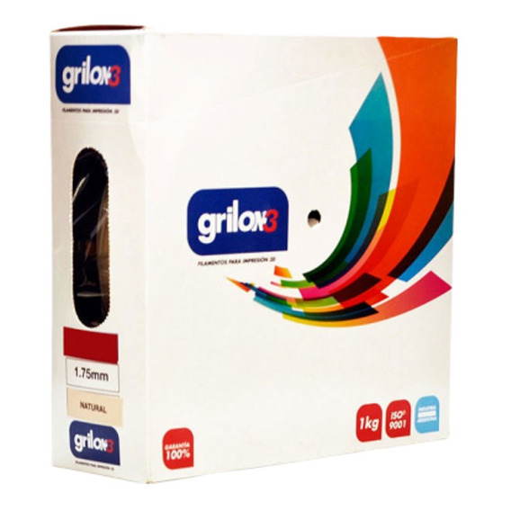 Filamento Impresora 3d Grilon3 Flex Pu 1,75mm Prosoft