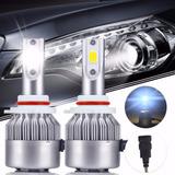 Luces Luz Led Carros Motos 9004/ 9005/ 9006/ Tienda!!