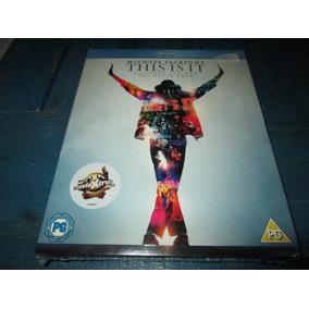 Blu Ray Michael Jackson