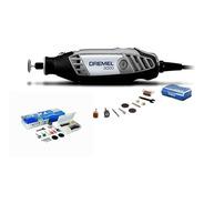 Combo Minitorno Dremel 3000 Con 10 Accesorios + Kit 75 Acces