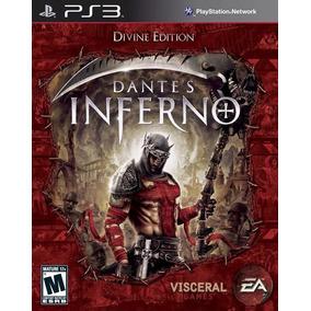 Dantes Inferno Ps3 Original + Extras Español Entrego Hoy