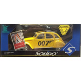 Solido S- 2 Cv De James Bond 007 Citroen - Die Cast - Desde