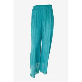 Pantalón Mujer Fluido