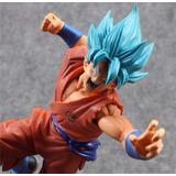 Goku Super Sayajin Deus Azul (frete Gratis)