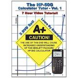El Hp 50g Calculadora Tutor (hewlett Packard)