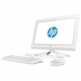 All In One Hp 20-c023w Tela De 19.5 Intel J3060/4gb Ram/500