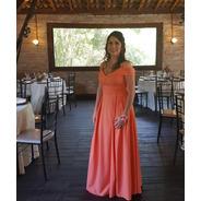 Vestido Festa Madrinha Ombro A Ombro  P Até Plus Size 50