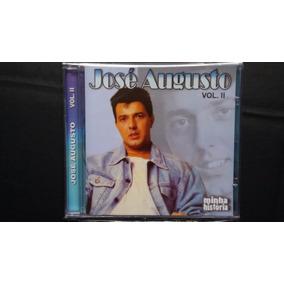 Cd José Augusto - ( Minha História - Vol.2 ).
