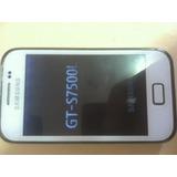 Celular Descompuesto Pieza Samsung Galaxy Ace 2 Plus S7500
