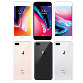 Apple Iphone 8plus 64gb + Garantía + Protector De Pantalla