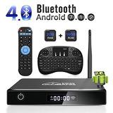 Goobang Doo Xb-iii Android 7.1 Caja De Tv, 2 Gb De Ram 16 Gb