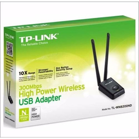 Placa Usb De Red Wi Fi Tp-link Tl-wn8200nd