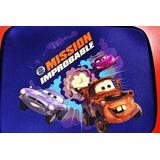 Funda Notebook 14 Pulgadas Diseño Cars Rayo Mc Queen Disney