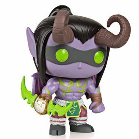 Illidan Stormrage Funko Pop World Of Warcraft 9cm Na Caixa