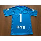 Nueva Camiseta Arquero River Plate Niños - Armani - 2018