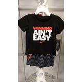 Conjunto Nike Niños