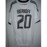Alemania 2004 Fabulosa adidas #20 Oliver Bierhoff Impecable