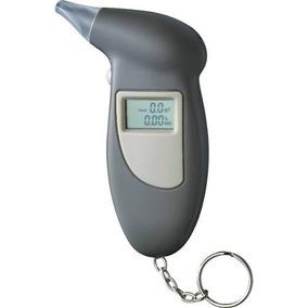 Bafômetro Digital Chaveiro Com Visor Lcd