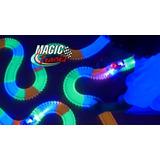 Magic Tracks 220 Pcs Con 1 Carro Y Envío Gratis