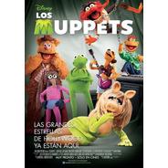 Poster Original Cine Los Muppets
