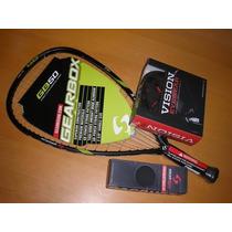 Gearbox Paquete Para Principiante Racquetball