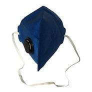 Kit 100 Máscaras Pff2 Com Válvula Camper